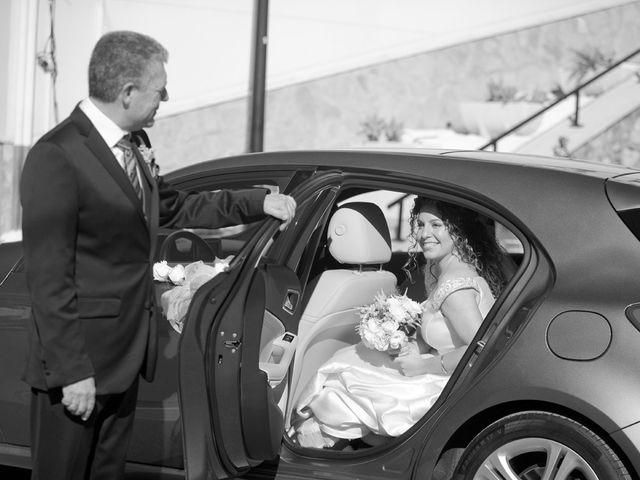 La boda de Jose y María en Adra, Almería 9