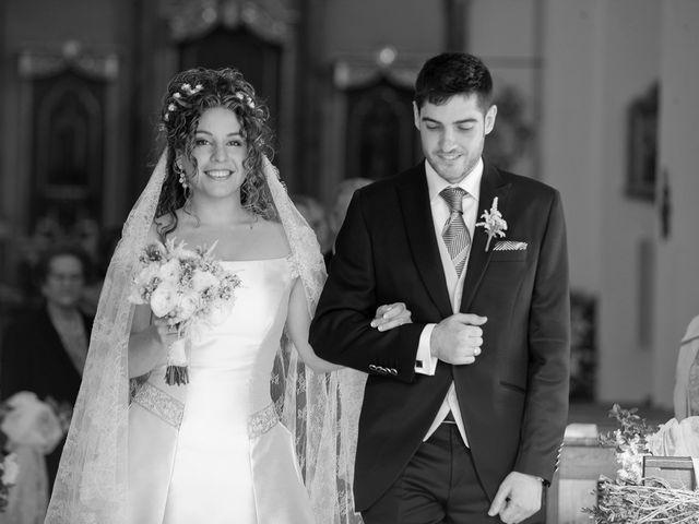 La boda de Jose y María en Adra, Almería 1