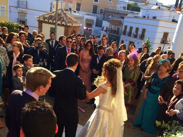 La boda de Jose y María en Adra, Almería 12