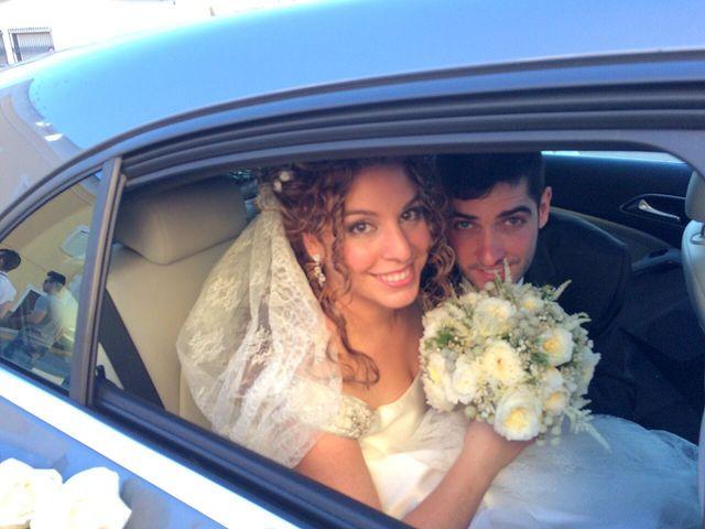 La boda de Jose y María en Adra, Almería 15