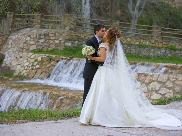 La boda de Jose y María en Adra, Almería 17