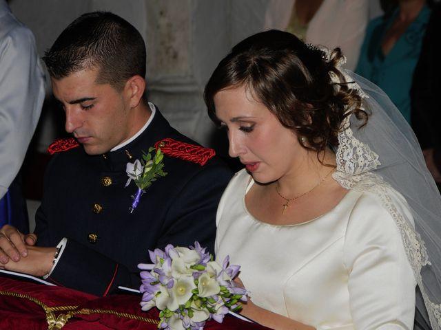 La boda de Sabina y Borja en Pinto, Madrid 2