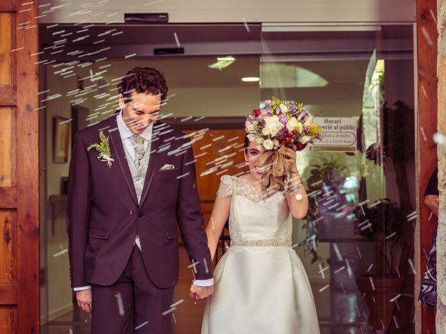 La boda de Guillem  y Sandra en Piera, Barcelona 4