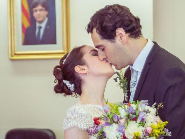 La boda de Sandra y Guillem