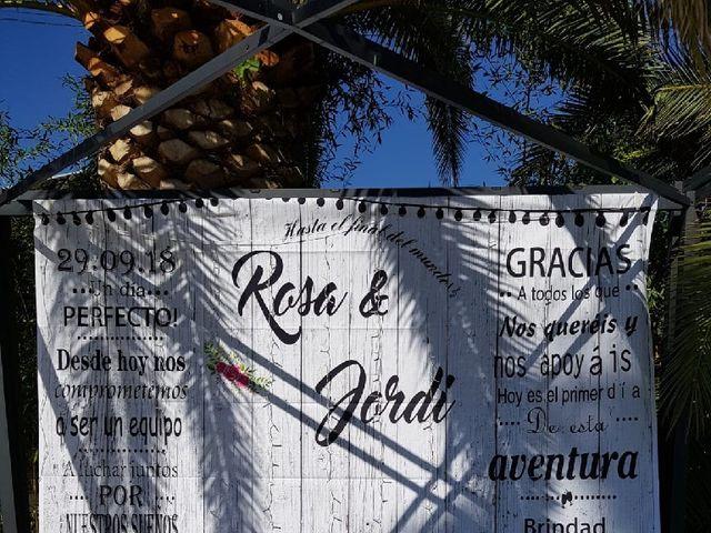La boda de Jordi y Rosa en Jaén, Jaén 6