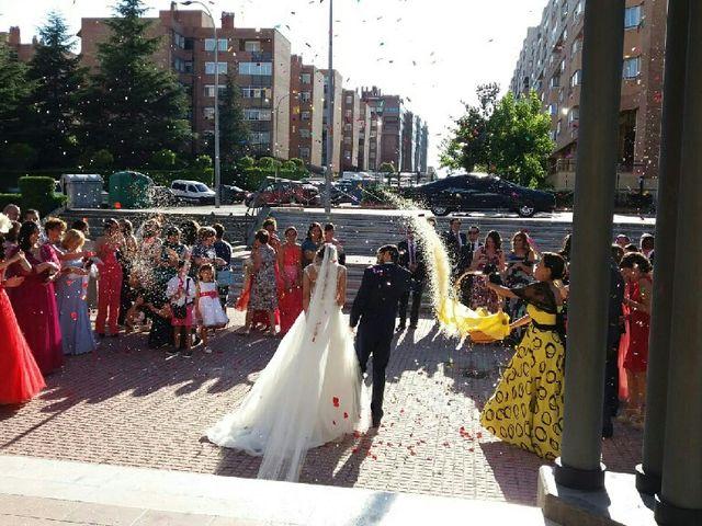 La boda de Eduardo y Raquel en Valladolid, Valladolid 1