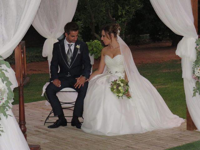 La boda de Eder y Ana en Llosa De Ranes, Valencia 2