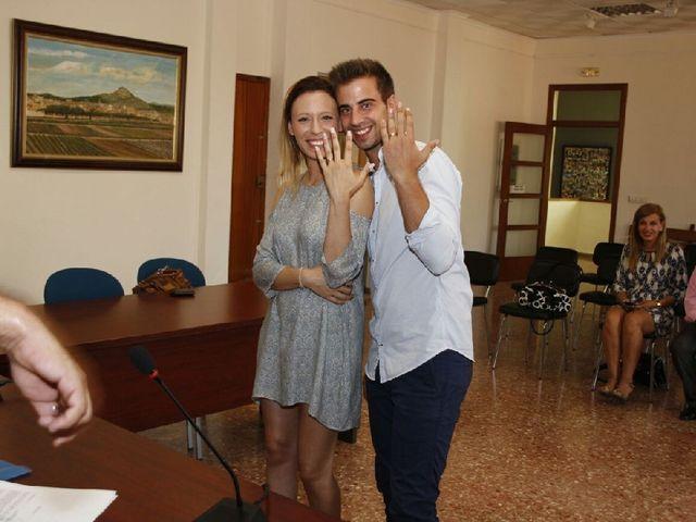 La boda de Eder y Ana en Llosa De Ranes, Valencia 1