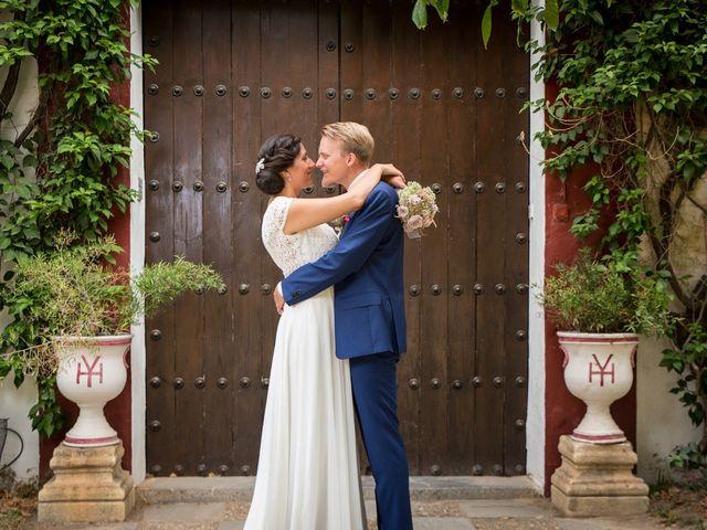 La boda de Juana y Joaquín