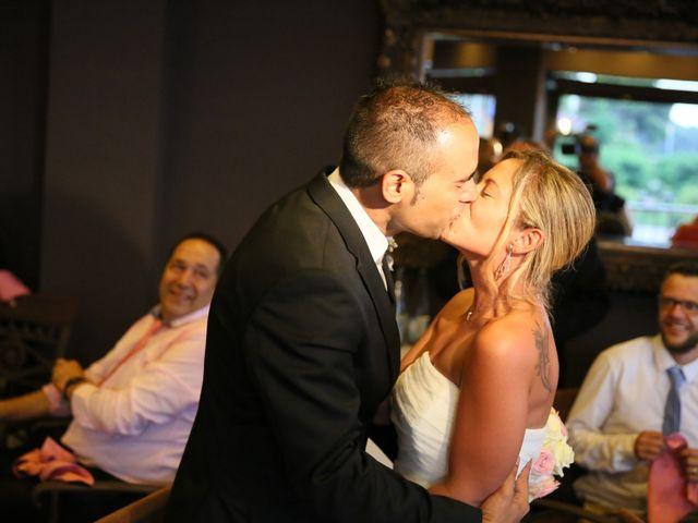 La boda de Sandra y Xavier