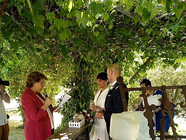 La boda de José Juan y María José en Almodovar Del Rio, Córdoba 4