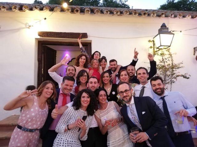 La boda de José Juan y María José en Almodovar Del Rio, Córdoba 6