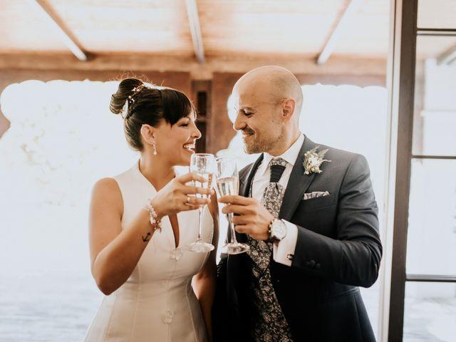 La boda de María José y José Juan