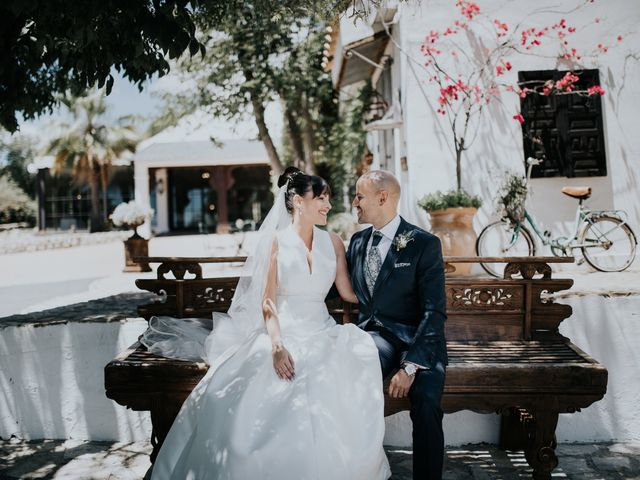La boda de José Juan y María José en Almodovar Del Rio, Córdoba 17
