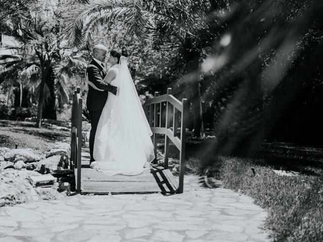 La boda de José Juan y María José en Almodovar Del Rio, Córdoba 18