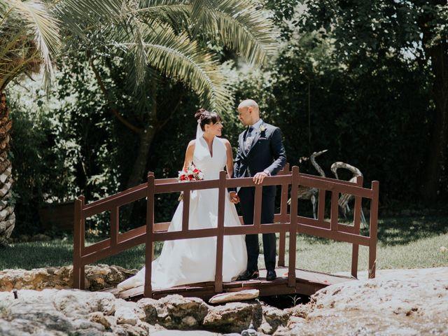 La boda de José Juan y María José en Almodovar Del Rio, Córdoba 23