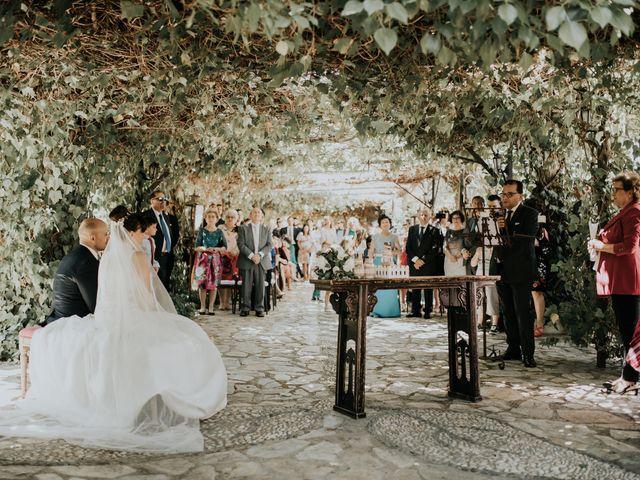 La boda de José Juan y María José en Almodovar Del Rio, Córdoba 26