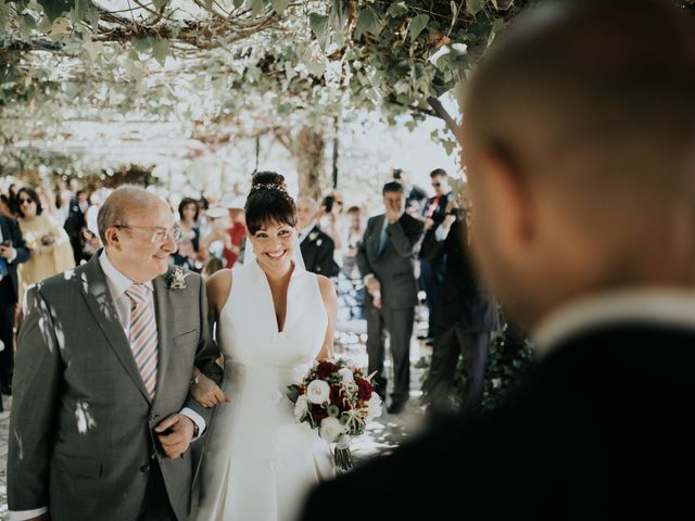 La boda de José Juan y María José en Almodovar Del Rio, Córdoba 28