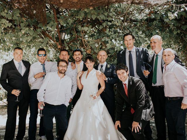 La boda de José Juan y María José en Almodovar Del Rio, Córdoba 30