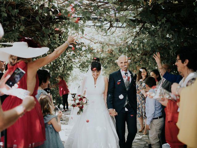 La boda de José Juan y María José en Almodovar Del Rio, Córdoba 31