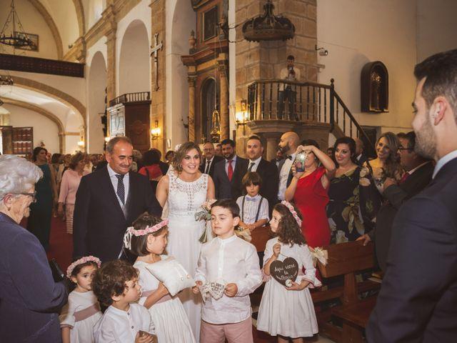 La boda de Ismael y Fátima en Valencia De Alcantara Ff.Cc., Cáceres 34
