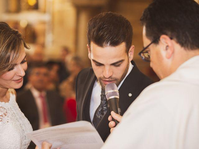 La boda de Ismael y Fátima en Valencia De Alcantara Ff.Cc., Cáceres 38