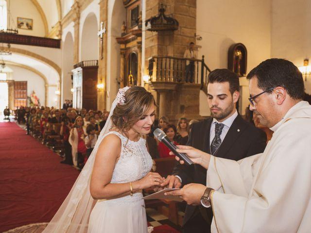 La boda de Ismael y Fátima en Valencia De Alcantara Ff.Cc., Cáceres 39