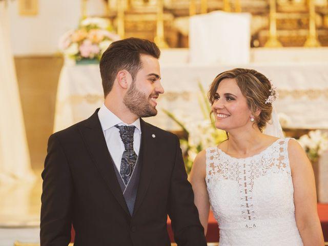 La boda de Ismael y Fátima en Valencia De Alcantara Ff.Cc., Cáceres 42