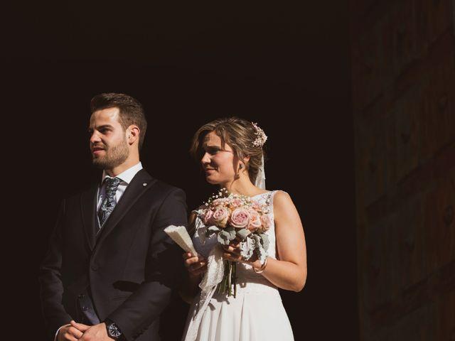La boda de Ismael y Fátima en Valencia De Alcantara Ff.Cc., Cáceres 44