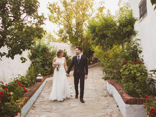 La boda de Ismael y Fátima en Valencia De Alcantara Ff.Cc., Cáceres 45