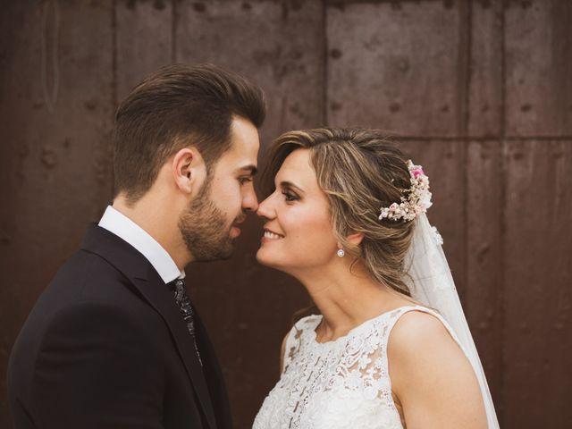 La boda de Ismael y Fátima en Valencia De Alcantara Ff.Cc., Cáceres 46