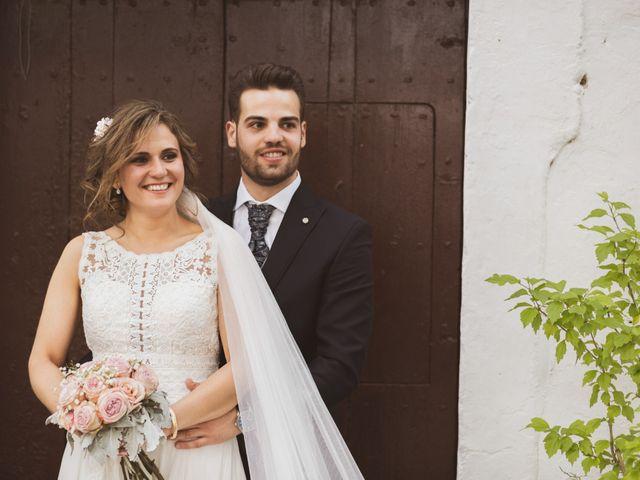La boda de Ismael y Fátima en Valencia De Alcantara Ff.Cc., Cáceres 47