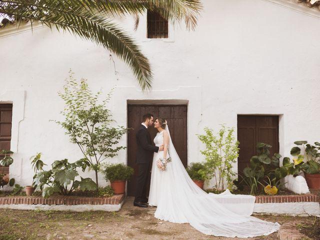 La boda de Ismael y Fátima en Valencia De Alcantara Ff.Cc., Cáceres 48