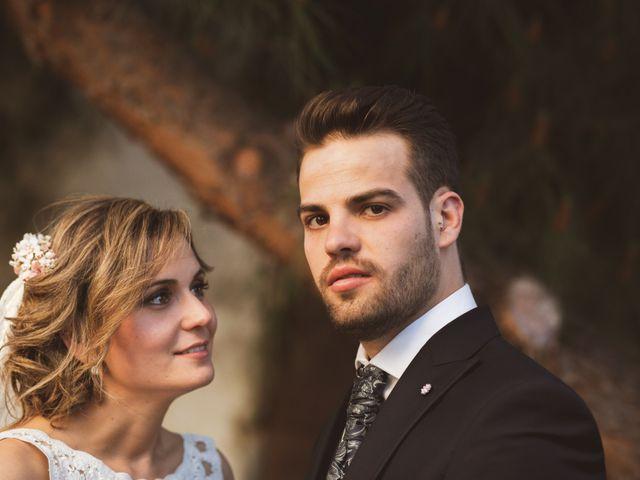 La boda de Ismael y Fátima en Valencia De Alcantara Ff.Cc., Cáceres 50