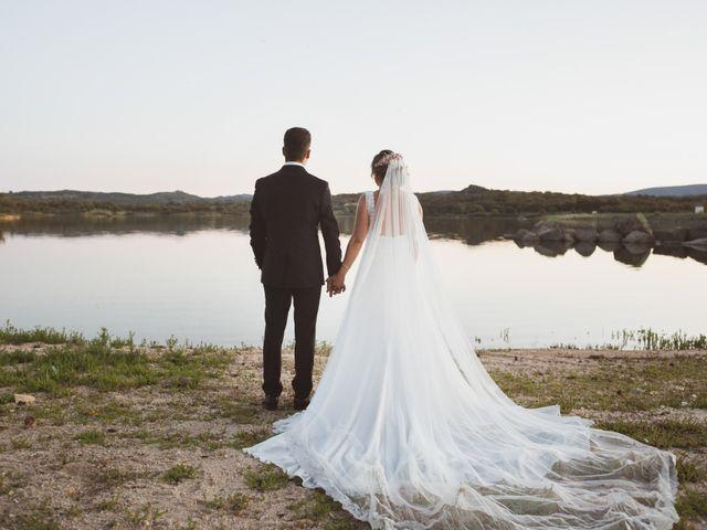 La boda de Ismael y Fátima en Valencia De Alcantara Ff.Cc., Cáceres 53