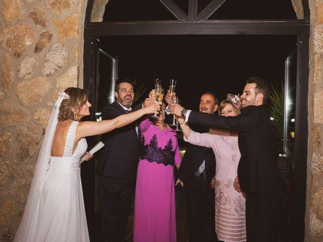 La boda de Ismael y Fátima en Valencia De Alcantara Ff.Cc., Cáceres 56