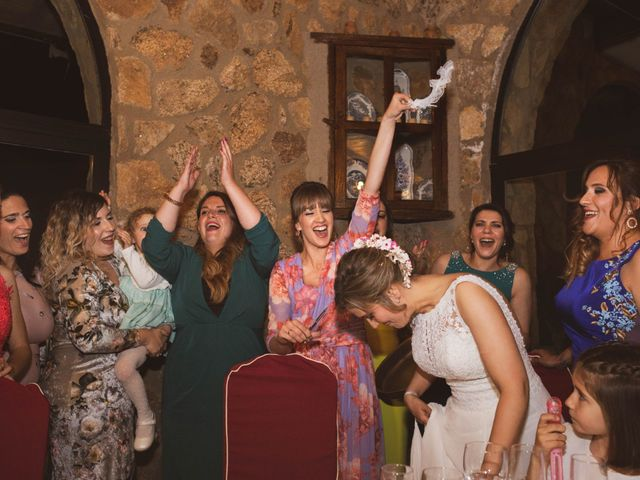 La boda de Ismael y Fátima en Valencia De Alcantara Ff.Cc., Cáceres 59