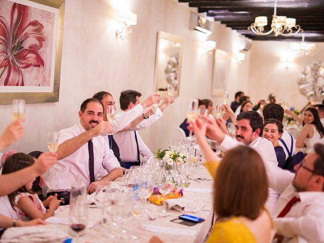La boda de Jorge y Silvia  en Madrid, Madrid 5