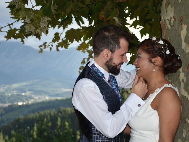 La boda de yagoba y viviana