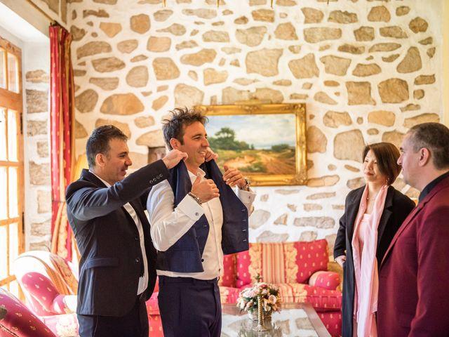La boda de Angel y Sherezade en Mangiron, Madrid 6