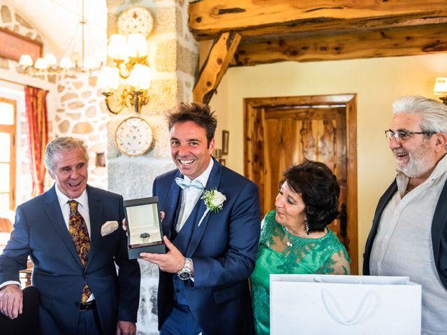 La boda de Angel y Sherezade en Mangiron, Madrid 9