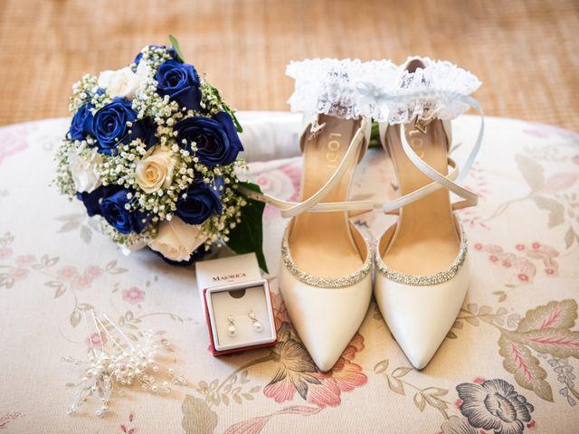 La boda de Angel y Sherezade en Mangiron, Madrid 17