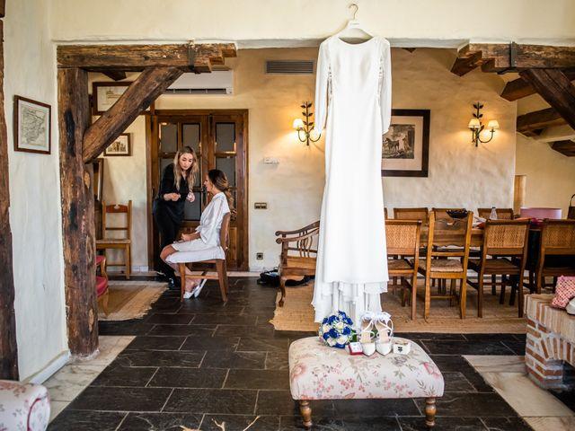 La boda de Angel y Sherezade en Mangiron, Madrid 21