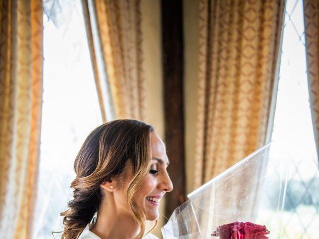 La boda de Angel y Sherezade en Mangiron, Madrid 23