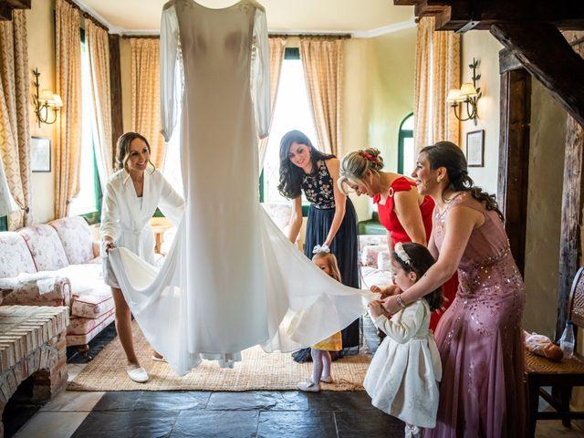 La boda de Angel y Sherezade en Mangiron, Madrid 24