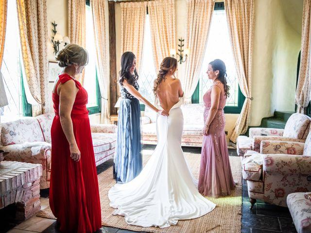 La boda de Angel y Sherezade en Mangiron, Madrid 25