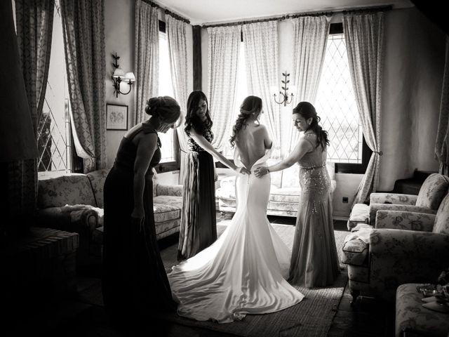 La boda de Angel y Sherezade en Mangiron, Madrid 26
