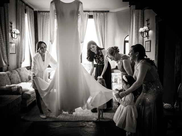 La boda de Angel y Sherezade en Mangiron, Madrid 27