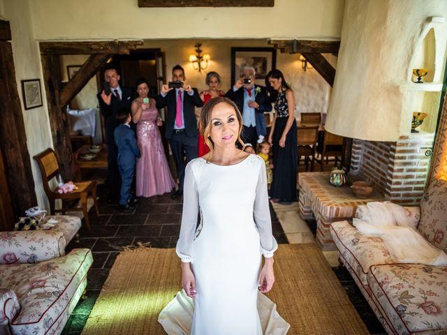 La boda de Angel y Sherezade en Mangiron, Madrid 29