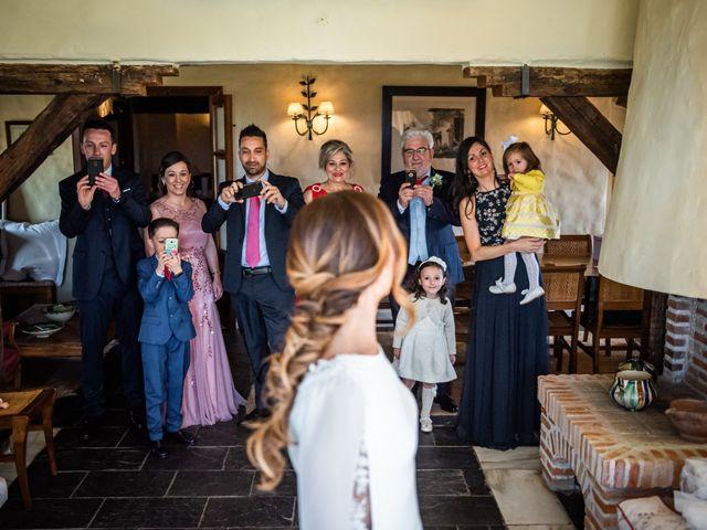 La boda de Angel y Sherezade en Mangiron, Madrid 30